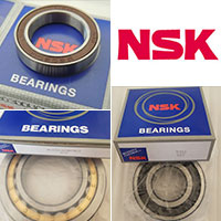 NSK 25TM18C3 Bearing distributor